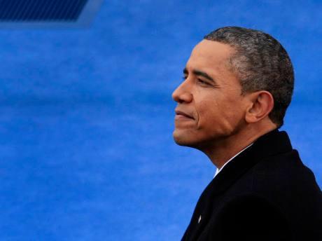 U.S. Presidential Inauguration 2013