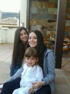 tres sobrinas
